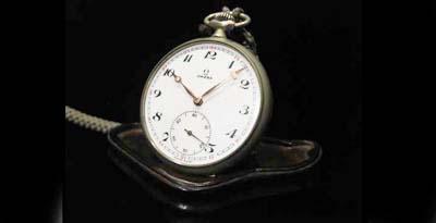 懐中時計の台