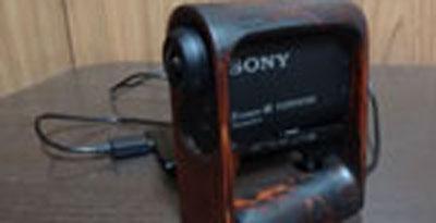 アクションカム車載カメラ(ドライブレコーダー)に改造