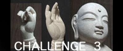 仏像を彫ろう チャレンジ3の紹介動画を制作