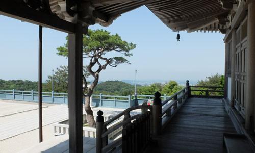 摩耶山天上寺 2 ー 境内とお堂 ー