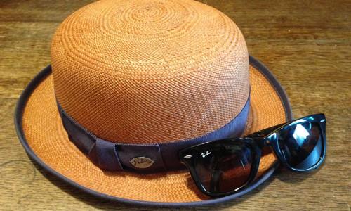 日々を楽しむという事、ー京都ハットラボで麦藁帽子を手に入れるー