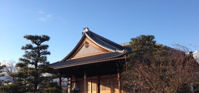 平成28年4月29日 京都の円常院でチャリティー茶会を開催します。