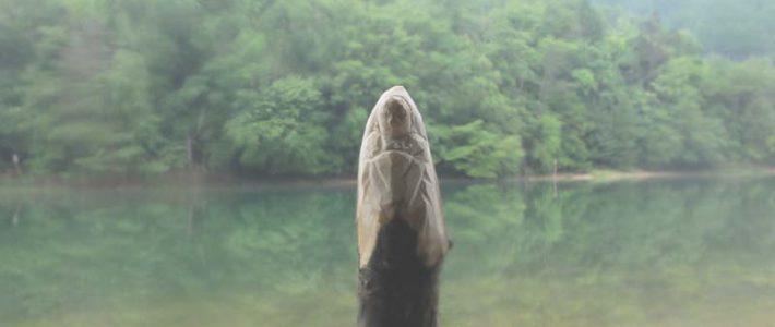 沢ノ池(沢池)でお茶と仏像彫刻を楽しんできました。その三 お地蔵さんを彫る